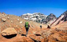 Uma escalada ao Aconcágua, uma experiência inesquecível.
