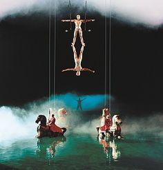 Cirque du Soleil, 'O', Hotel Bellagio, Las Vegas. Reserva tu entrada: http://www.weplann.com/las-vegas/o-cirque-du-soleil