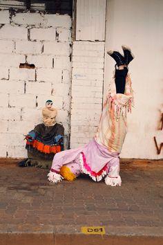 Photo by Angie Battis Film by Gentlemen Film Boogie Monster, Gentleman, Ballet Skirt, Van, Film, Fashion, Tutus, Movie, Moda