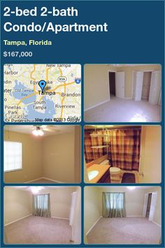 Tampa Florida With 2 Bedroom 2 Bathroom More 1 Florida Magic 2 Bed 2