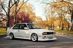 George Voutsinos's BMW E30 M3