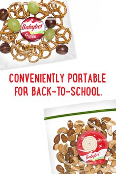 Conveniently portable for back-to-school.