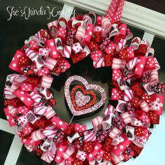 Wreaths - Shes {kinda} Crafty