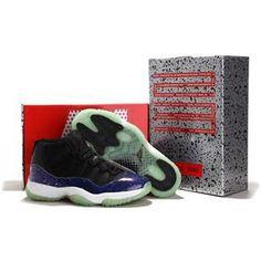 f960ab02748ad0 Cheap Jordans 11 Retro 2012 Men Clear Bottom Grade AAA Black White Purple