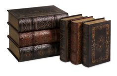 IMAX 6 Piece Cassiodorus Book Box Collection Set & Reviews | Wayfair