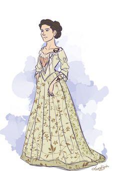 Charlotte dress by taratjah on DeviantArt