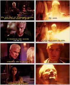 Buffy The Vampire Slayer Spike Buffy, Buffy The Vampire Slayer, Sarah Michelle Gellar, Joss Whedon, Verse, Favorite Tv Shows, Pop Culture, Movie Tv, Tv Series
