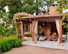 Good Backyard Covered Patio Ideas | Backyard Patio Cover Designs In Patios