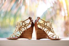 Boho Wedding Shoes, Wedding Heels, Wedding Dress Styles, Dream Wedding Dresses, Beach Bridal Dresses, Phuket Wedding, Bohemian Wedding Inspiration, Bridal Dress Design, Elopement Ideas