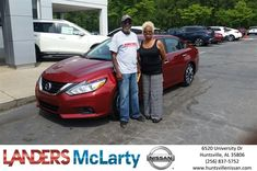 Congratulations Earnest on your #Nissan #Altima from Terence Muhammad at Landers McLarty Nissan !  https://deliverymaxx.com/DealerReviews.aspx?DealerCode=RKUY  #LandersMcLartyNissan