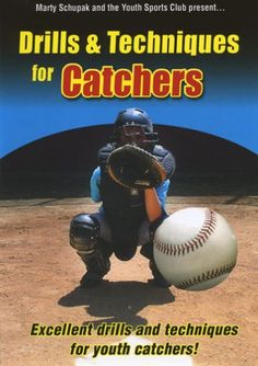 Baseball Coaching:Drills & Techniques for Catchers Videos...