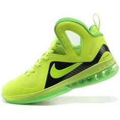 huge selection of bdf1f 43ca4 New All Pink Lebrons 2013  2013 Nike LeBron 9 P.S. Elite Volt Dunkman P.E  Tennis