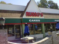 Russo's Pastry Shop in Enfield, CT