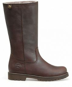 Panama Jack Bambina Igloo, waterproof greased leather with fur inside, natural rubber outsoil, slip resistant. A genuine These Boots Were Made For Walking & Best Shoes Money Can Buy model. Perfect for Nordic winter.