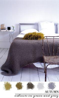 Kleurinspiratie voor je huis | groen met grijs | villa d'Esta | interieur en wonen