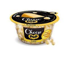 Cheesepop - frisch gepuffter Käse - low carb