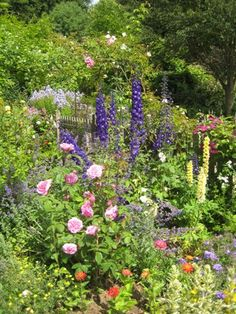 Cottage Garden Planner | The Cottage Garden Society, planting ideas for my new garden