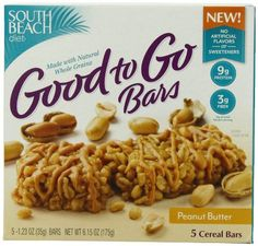 South Beach Diet Good To Go Cereal Ba... for only $16.79