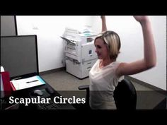How to Stop Back and Neck Pain with some simple postural relief and fatigue avoidance strategies to use at the desk. There are also some recommendations of chairs that provide a great sit stand option to help provide natural postural support while working at your computer or doing your craft, or hobby.
