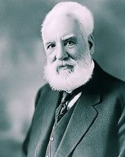 Alexander Graham Bell (March 3, 1847 – August 2, 1922) was an eminent scientist, inventor, engineer and innovator who is credited with inventing the first practical telephone