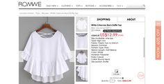 http://www.romwe.com/White-Crisscross-Back-Ruffle-Top-p-183491-cat-670.html