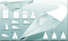 Folding Paper Airplanes (< http://www.toy-tma.com/learning-toys/science-discovery-toys/folding-paper-part-2-paper-airplanes/ >)
