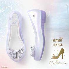 Príncipes a @loja_amei tem o sapatinho de cristal CINDERELA❤️ @loja_amei  #amor #diadosnamorados #lojaamei #melissa #cinderela