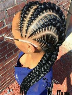 Black Braided Hairstyles Adorable 70 Best Black Braided Hairstyles That Turn Heads  Pinterest  Black
