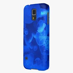 It's cool! This Blue Jellyfish Case For Galaxy S5 is completely customizable and ready to be personalized or purchased as is. Click and check it out!