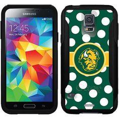 North Dakota State Polka Dots Design on OtterBox Commuter Series Case for Samsung Galaxy S5