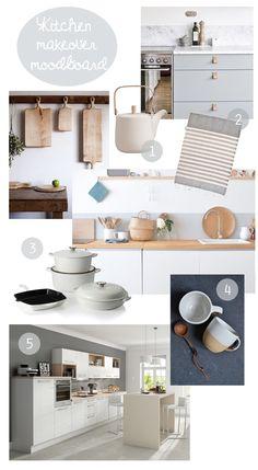 Kitchen makeover mood board   Neutral kitchen   White kitchen   Apartment Apothecary