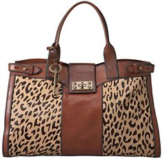 VINTAGE RE ISSUE  WEEKENDER CHEETAH ITS BACK. CHECK IT OUT FOSSIL Houston @ WILLOWBROOK MALL