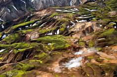 10 Breathtaking Aerial Landscapes of Iceland by Sarah Martinet