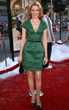 "Elizabeth Banks Photos: Premiere Of Warner Bros. ""Fred Claus"" - Arrivals"