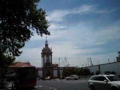Ferrol, ciudad marítima, medieval y moderna. -  Nunca pensé ver tanto arte - edificios modernistas, sobre todo - en esta ciudad de gran tradición marítima.