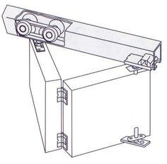 Механизм для складных дверей книжка: фото, видео как крепить Gate Design, Window Design, Door Design, Exterior Design, Balcony Doors, Crop Pictures, Sliding Gate, Metal Working Tools, Folding Doors