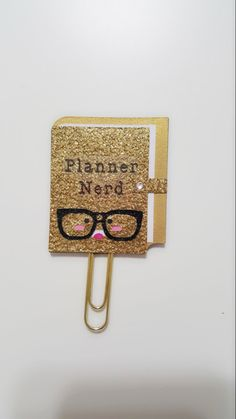 Planner clip, Planner, Planners, Planner supplies, Planner paper clip, Stationery, Planner nerds, Planner accessories, Paper clips, Journal by PoshPiecesbyMelissa on Etsy https://www.etsy.com/listing/260637791/planner-clip-planner-planners-planner