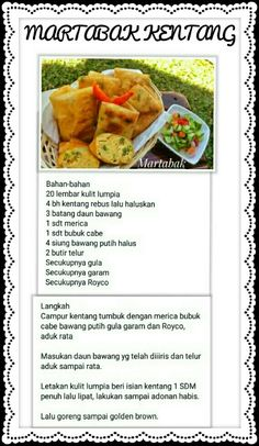 Indonesian Food Traditional, Indonesian Desserts, Snacks Dishes, Food Picks, Catering Menu, Malaysian Food, Street Food, Cookie Recipes, Resep Cake