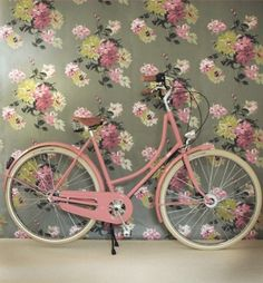 If I could ride a bike without being a danger to the world, I would ride this one...<3 #vintage