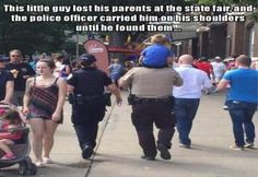 Faith In Humanity Restored & 16 Pics Sweet Stories, Cute Stories, Feel Good Stories, Human Kindness, Touching Stories, Police Officer, Police Dispatcher, Good People, Amazing People