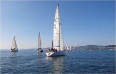 España: Open de Invierno de cruceros en el RCN Vigo.