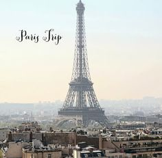My trip to Paris series was extremely popular with readers, so I thought I would include all of my posts about Paris on this one page!     ...