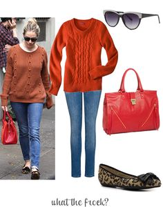 What the Frock? - Affordable Fashion Tips and Trends: Celebrity Look for Less: Sienna Miller Style