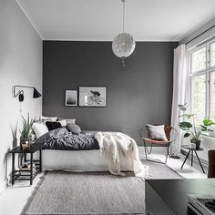 minimalist scandinavian bedroom for small rooms master for men for women for teen girls for couples diy boys apartment cozy rustic boho vintage modern teenage guest cheap college bohemian cute on a b Boho Bedroom Decor, Shabby Chic Bedrooms, Trendy Bedroom, Girl Bedrooms, Bedroom Modern, Bedroom Romantic, Bedroom Vintage, Contemporary Bedroom, Master Bedrooms