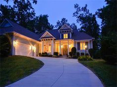 Single Family Home for sales at UWHARRIE POINT 119  Lassiter Mill Rd, New London, North Carolina 28127 United States