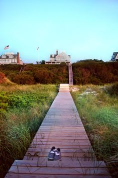 Found this on a blog! Steps Beach, Nantucket, I've stood here!