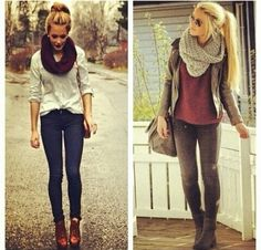 Winter fashiony