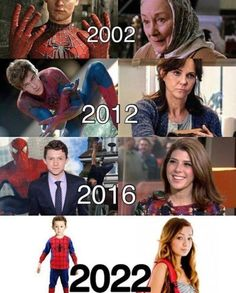 thefingerfuckingfemalefury: dr-archeville: thefingerfuckingfemalefury: surprisebitch: madmaxriemelt: arsturbuther: No im weak. im screaming!! The Curious Case of May Parker Its happening in the cartoons too: Aunt May (and Ms. Lion) from Spider-Man and His Amazing Friends (1980s) Aunt May from Spider-Man: The Animated Series (1990s) Aunt May from The Spectacular Spider-Man (2000s) Aunt May from Ultimate Spider-Man (2010s) True facts: Every time Peters uncle Ben dies in the latest origin story…