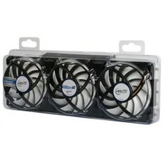 ARCTIC Accelero Xtreme lll: Overclockers or Gamers will not want to miss its unmatched cooling performance while doing it in total silence.  HardwareLuxx tested the Accelero Xtreme III in which it reduced the GPU temperature on a Gigabyte GTX 670 by 27 degrees more than the stock cooler did. Coolers, Arctic