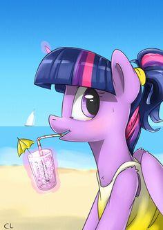 Purple Summer by Candylux on DeviantArt